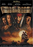 Pirates of the Caribbean - The Curse of the Black Pearl (Two-Disc Collector's Edition)
